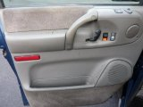 2002 Chevrolet Astro LS AWD Door Panel