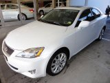2008 Starfire White Pearl Lexus IS 250 AWD #46777494