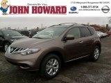2011 Tinted Bronze Nissan Murano SV AWD #46777126