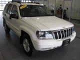 2002 Stone White Jeep Grand Cherokee Laredo 4x4 #46870104