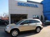 2007 Borrego Beige Metallic Honda CR-V EX 4WD #46869441