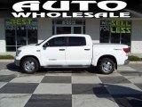 2011 Super White Toyota Tundra TRD CrewMax #46869903