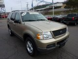 2002 Ford Explorer Harvest Gold Metallic