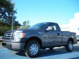 2011 Sterling Grey Metallic Ford F150 XL Regular Cab #46869466