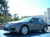 2011 Sterling Grey Metallic Ford Fusion SE #46869467