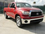 2011 Barcelona Red Metallic Toyota Tundra Double Cab #46869649