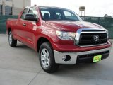 2011 Barcelona Red Metallic Toyota Tundra Double Cab #46869650