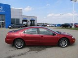 2002 Chrysler 300 Inferno Red Tinted Pearl