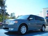 2010 Steel Blue Metallic Ford Flex SEL #46869490