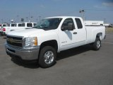 2011 Chevrolet Silverado 2500HD LT Extended Cab Data, Info and Specs