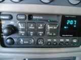 2005 Chevrolet Astro LT AWD Passenger Van Controls