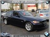 2008 Monaco Blue Metallic BMW 3 Series 328i Sedan #46869670
