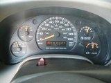 2005 Chevrolet Astro LT AWD Passenger Van Gauges