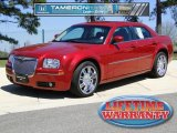 2008 Inferno Red Crystal Pearl Chrysler 300 Touring #46870170