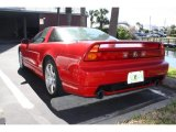 2002 Acura NSX New Formula Red