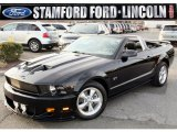 2007 Black Ford Mustang GT Premium Convertible #46869317