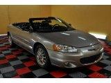 2003 Light Almond Pearl Metallic Chrysler Sebring Limited Convertible #46869982