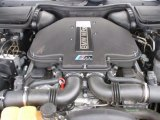 2003 BMW M5 Engines