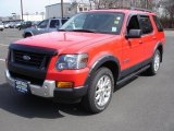 2008 Ford Explorer Colorado Red
