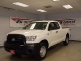 2010 Super White Toyota Tundra Double Cab #46870230