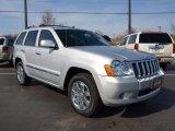 2008 Jeep Grand Cherokee Bright Silver Metallic
