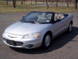 2001 Chrysler Sebring Bright Silver Metallic