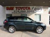 2011 Black Forest Metallic Toyota RAV4 Limited 4WD #46869368