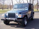 1999 Jeep Wrangler Gunmetal Pearlcoat