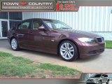 2006 Barrique Red Metallic BMW 3 Series 325i Sedan #46870038