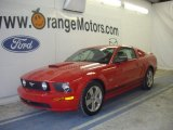 2007 Redfire Metallic Ford Mustang GT Premium Coupe #46869591