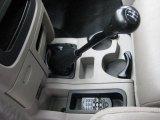 2003 Dodge Ram 1500 ST Regular Cab 5 Speed Manual Transmission