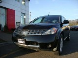 2007 Super Black Nissan Murano S AWD #46869785