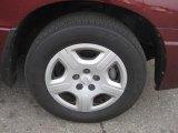 2007 Ford Freestar SE Wheel