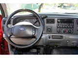 2003 Ford F250 Super Duty FX4 SuperCab 4x4 Dashboard