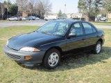 1999 Chevrolet Cavalier Black