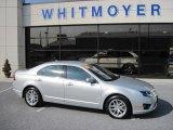 2010 Brilliant Silver Metallic Ford Fusion SEL V6 #46870072