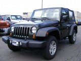 2011 Natural Green Pearl Jeep Wrangler Sport 4x4 #46870074