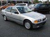 1992 Sterling Silver Metallic BMW 3 Series 325i Sedan #46870304