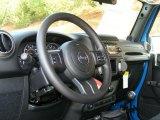 2011 Jeep Wrangler Sport 4x4 Dashboard