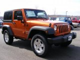 2011 Jeep Wrangler Sport S 4x4 Data, Info and Specs
