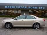 2008 Dune Pearl Metallic Lincoln MKZ AWD Sedan #46869809