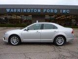 2010 Brilliant Silver Metallic Ford Fusion SEL V6 #46869814