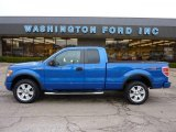 2010 Blue Flame Metallic Ford F150 FX4 SuperCab 4x4 #46869819