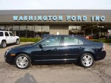2008 Dark Blue Ink Metallic Ford Fusion SEL V6 AWD #46869824