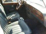 1980 Rolls-Royce Silver Shadow Interiors
