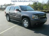2010 Taupe Gray Metallic Chevrolet Tahoe LS #46936959