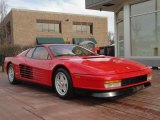 1986 Ferrari Testarossa Red