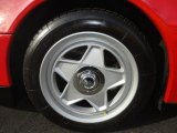Ferrari Testarossa 1986 Wheels and Tires