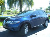 2009 Nissan Murano Deep Sapphire Metallic