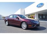 2011 Bordeaux Reserve Metallic Ford Fusion SEL #46936754